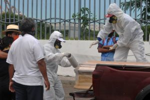 Ecuador sumó casi 100 muertos en las últimas 24 horas y superó la barrera de los 3.200