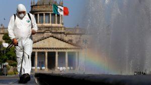 México sigue con el alza en sus cifras y se acerca a los 70 mil contagiados por coronavirus