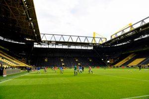 Borussia Dortmund exigió postergar Champions por alza de contagios del Covid-19
