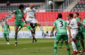Miiko Albornoz sumó minutos en derrota del Hannover 96