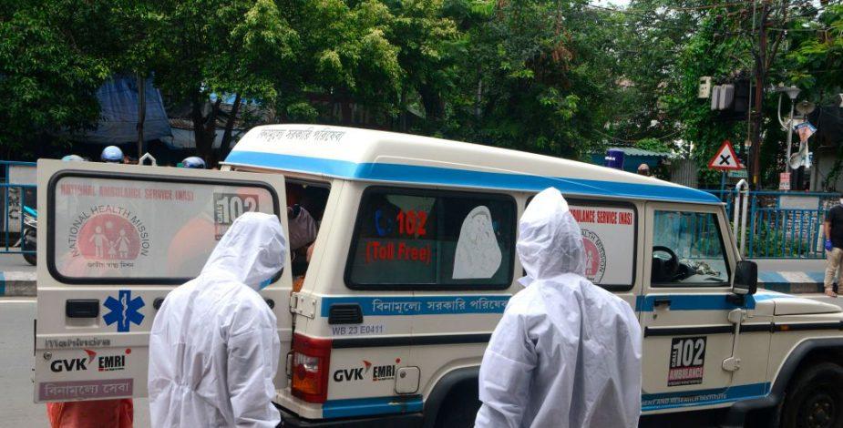 India se acerca a los 100.000 casos diarios de coronavirus