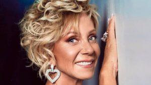 ¿Se inspiró en Britney Spears?: Raquel Argandoña sorprendió en Bailando con un traje de una pieza de látex