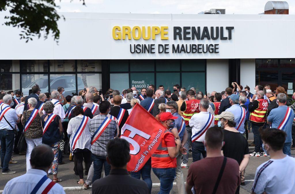 Grupo Renault planea eliminar más de 14.500 puestos de trabajo en todo el mundo