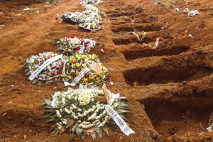 Brasil se acerca a las 100.000 víctimas por la pandemia del nuevo coronavirus