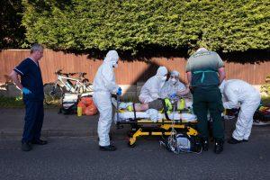 Los contagios del Covid-19 en el Reino Unido aumentaron en 3.899 casos