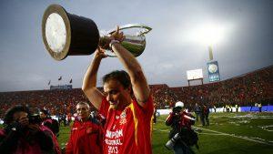 """De la mano del """"Coto Sierra"""": Revive el último título de Unión Española ante Colo-Colo"""