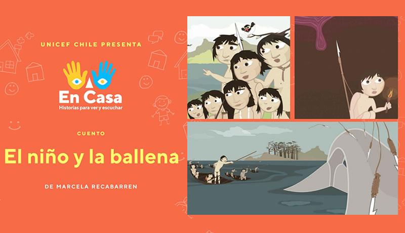 """Revive """"El Niño y La Ballena"""", de Marcela Recabarren"""
