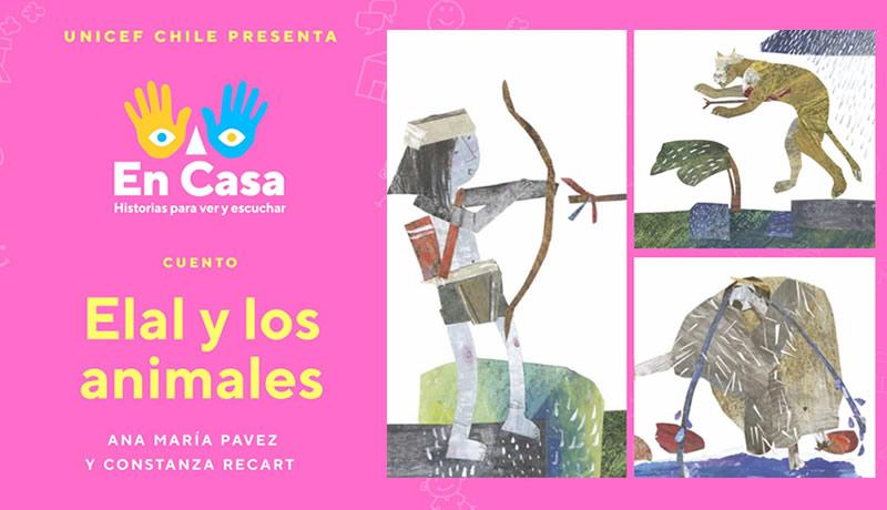 """Revive """"Elal y los animales"""", de Ana María Pavez y Constanza Recart"""