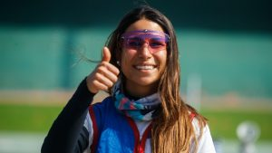 Francisca Crovetto fue la ganadora del Premio Nacional del Deporte 2019