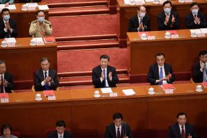 Congreso de China dio luz verde al proyecto de ley de seguridad en Hong Kong