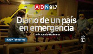 Diario de un país en emergencia – Día 83