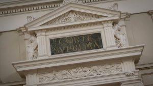 Corte Suprema comunicó el fallecimiento de uno de sus funcionarios producto del Covid-19