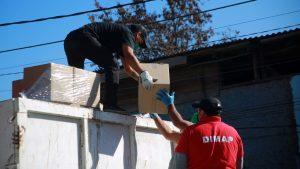 Gobierno entregó balance sobre entrega de cajas de alimentos: Más de 126 mil han sido repartidas en el país