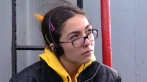 """Tamara Acosta revivió a """"Dj Katia"""", su recordado personaje en La Fiera"""