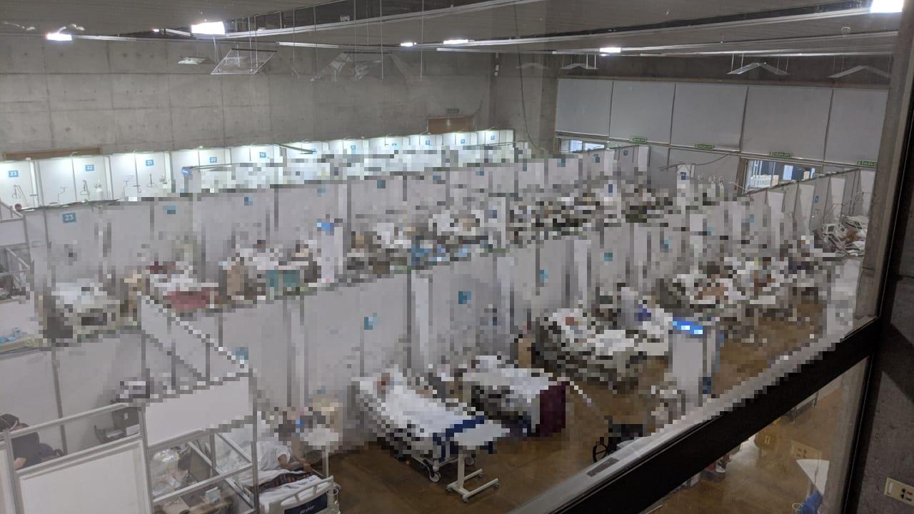 Centro Hospitalario Huechuraba en Espacio Riesco