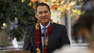 Detienen a alcalde de Rapa Nui tras protagonizar pelea en hospital de la isla