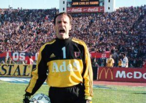 Sergio Vargas recordó sus mejores anécdotas vistiendo la camiseta de la Universidad de Chile