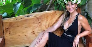 Fran Ayala reveló qué es lo más difícil de pasar la cuarentena en Rapa Nui