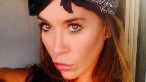 Vale Roth se indignó con usuario que hizo una fuerte acusación contra ella