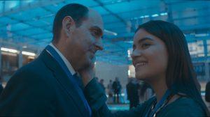 """Paulina Gaitán, la serie de Sergio Jadue y un mensaje para """"Nené"""": """"Espero que le guste mucho y la disfrute como todos"""""""