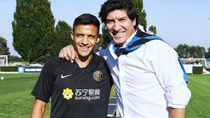 Zamorano se ilusiona con la dupla Sánchez-Vidal en el Inter: Sería extraordinario, ojalá se pueda dar