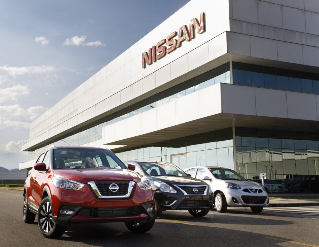 Argentina y Brasil retoman producción de Nissan