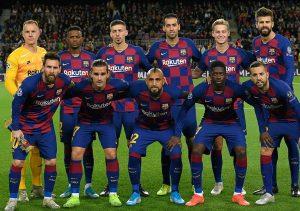 Siete integrantes del FC Barcelona dieron positivo por Covid-19