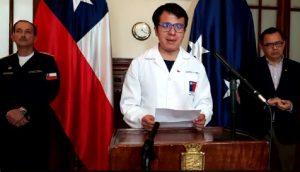 Seremi de Salud Francisco Álvarez nuevamente tuvo que ser conectado a ventilación mecánica tras dar positivo por Covid-19