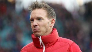 """La dura frase que le lanzó el entrenador del Leipzig a uno de sus futbolistas: """"Es como jugar con uno menos"""""""
