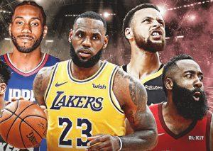 Estos son los 22 equipos que jugarán en la reanudación de la NBA