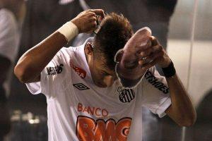 """Neymar recordó eufórica celebración ante Colo Colo: """"Me volví loco"""""""