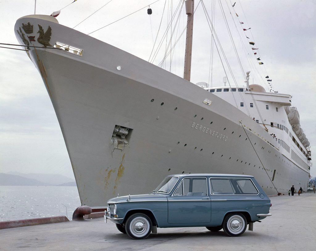 Mazda celebró 60 años de tradición en vehículos familiares