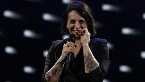 """""""Con hartos menos tatuajes"""": Jani Dueñas compartió postal del recuerdo en la que posa desnuda"""