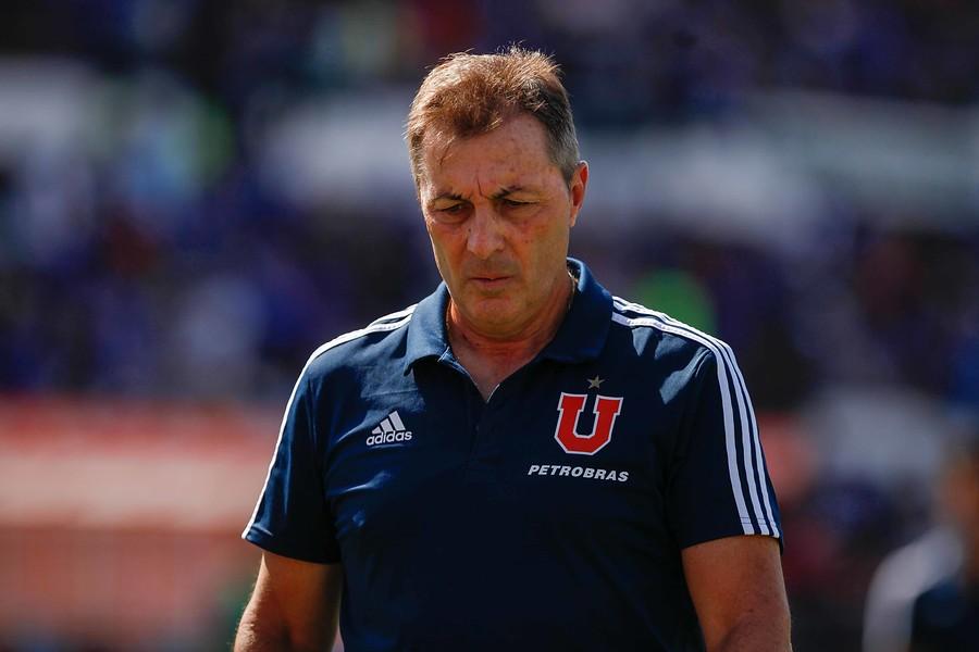 """Frank Darío Kudelka y su paso por la U: """"Cometí un error al ir a Chile"""""""