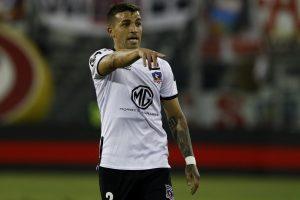 Gabriel Costa confiesa delicada situación de jugadores extranjeros de Colo-Colo