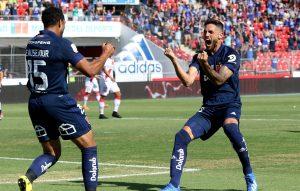 Joaquín Larrivey por la U: Es un club con la organización de Europa, pero con el calor de Sudamérica