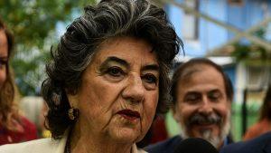 """Virginia Reginato y reelección de alcaldes: """"No son los tiempos para hablar de elecciones ni menos preocuparse por objetivos electorales"""""""