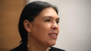 Presidenta de la CUT pidió al Gobierno políticas estructurales para defender el empleo, como la prohibición de despidos