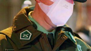Carabineros informó que jefe del Departamento de Seguridad Presidencial dio positivo de coronavirus