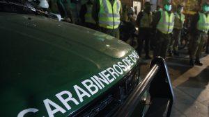 Carabineros allanó departamento de Nano Calderón: Encontraron armas y municiones