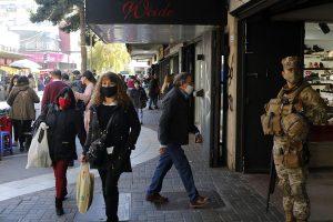 Municipalidad de Concepción anunció sanciones para quienes no respeten el distanciamiento social