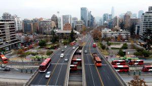 Anunciaron que Estación Central y Santiago pasan a etapa de transición desde este lunes 17 de agosto