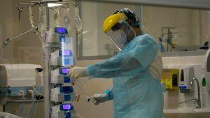 Vicepresidente Colmed: Los equipos de salud sienten que llegaron al 100% de su capacidad de trabajo