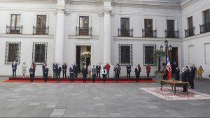 Presidente Piñera realizó cambio de ministros: Sebastián Sichel salió del gabinete