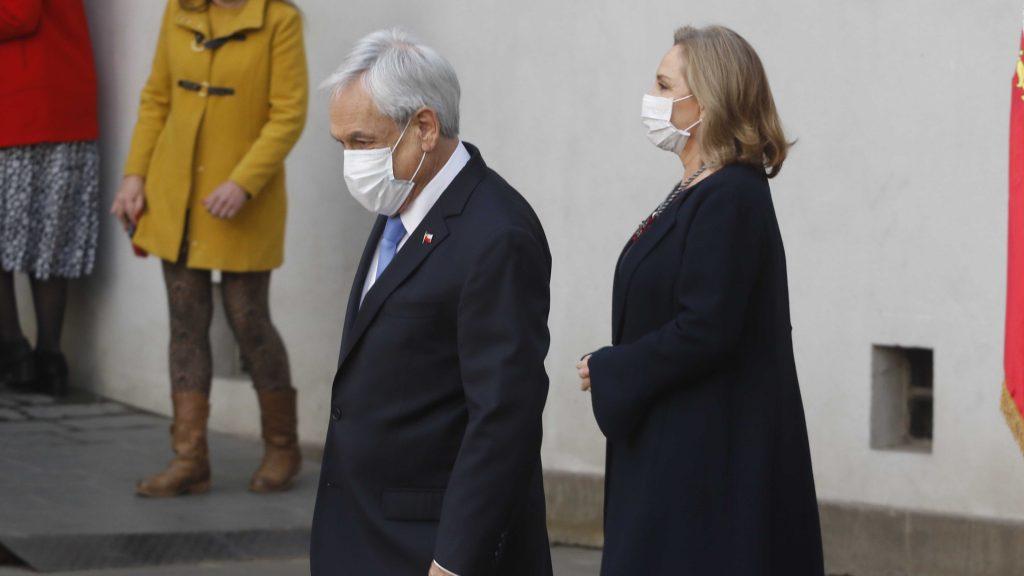 """Presidente Piñera llamó a un acuerdo entre las fuerzas políticas: """"Tenemos que pensar en el presente, pero también en el futuro"""""""
