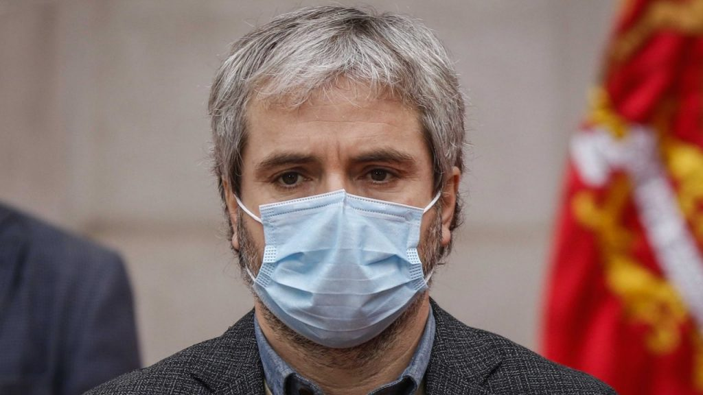 """Gonzalo Blumel sobre el populismo: """"Parece que también ha empezado a entrar en parlamentarios de nuestro sector"""""""