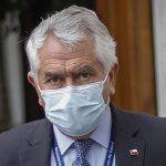 """Ministro Paris: """"Hoy completamos 50 días de mejoría"""""""
