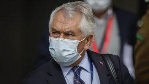 """Ministro Paris reconoció atrasos en entrega de medicamentos para pacientes con VIH: """"Lo estamos corrigiendo"""""""