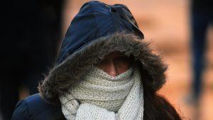"""Meteorología emitió aviso por """"heladas matinales"""" en siete regiones del país"""