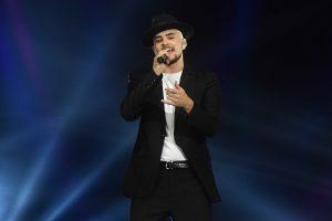 """Augusto Schuster en el festival Quédate En Casa: """"Aunque no es un show en un escenario, es como lo más parecido"""""""